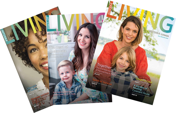 MagazinesLiving